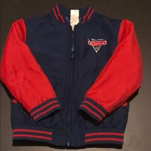 ☘️Like New! Vintage Disney McQueen Jacket